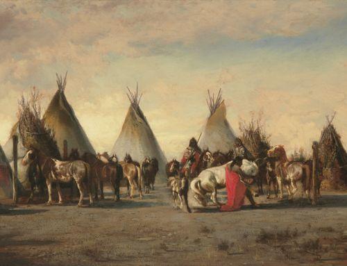 Moran Painting's True Identity Revealed