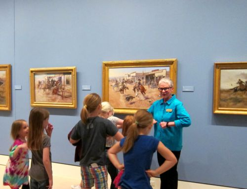 Dedicated Docents: Nancy C.