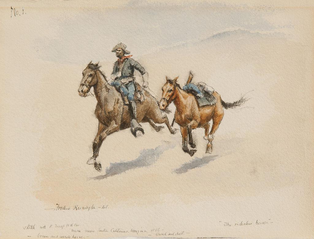 The Riderless Horse