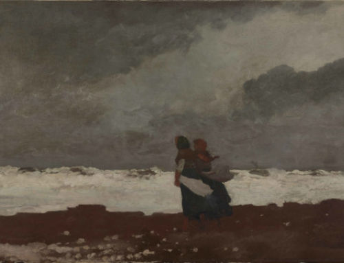 In a Different Light: Winslow Homer & Frederic Remington