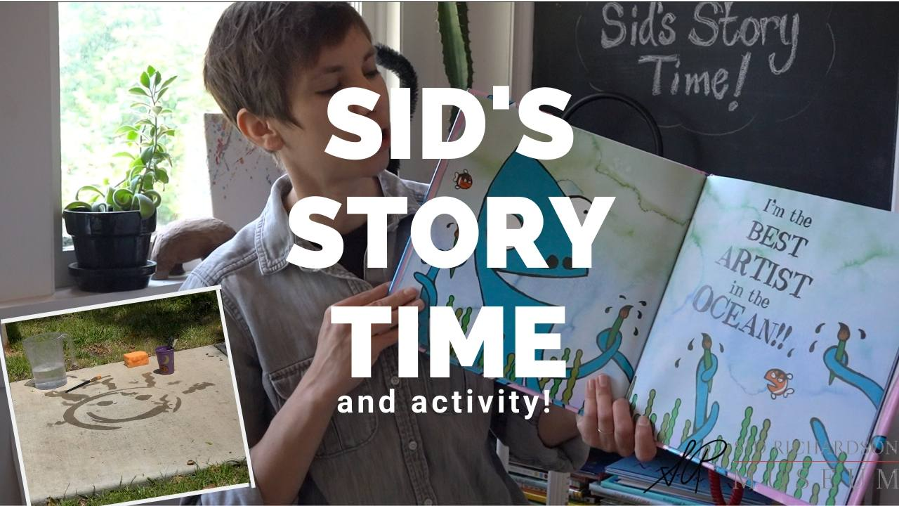Sids Story Time Online Event
