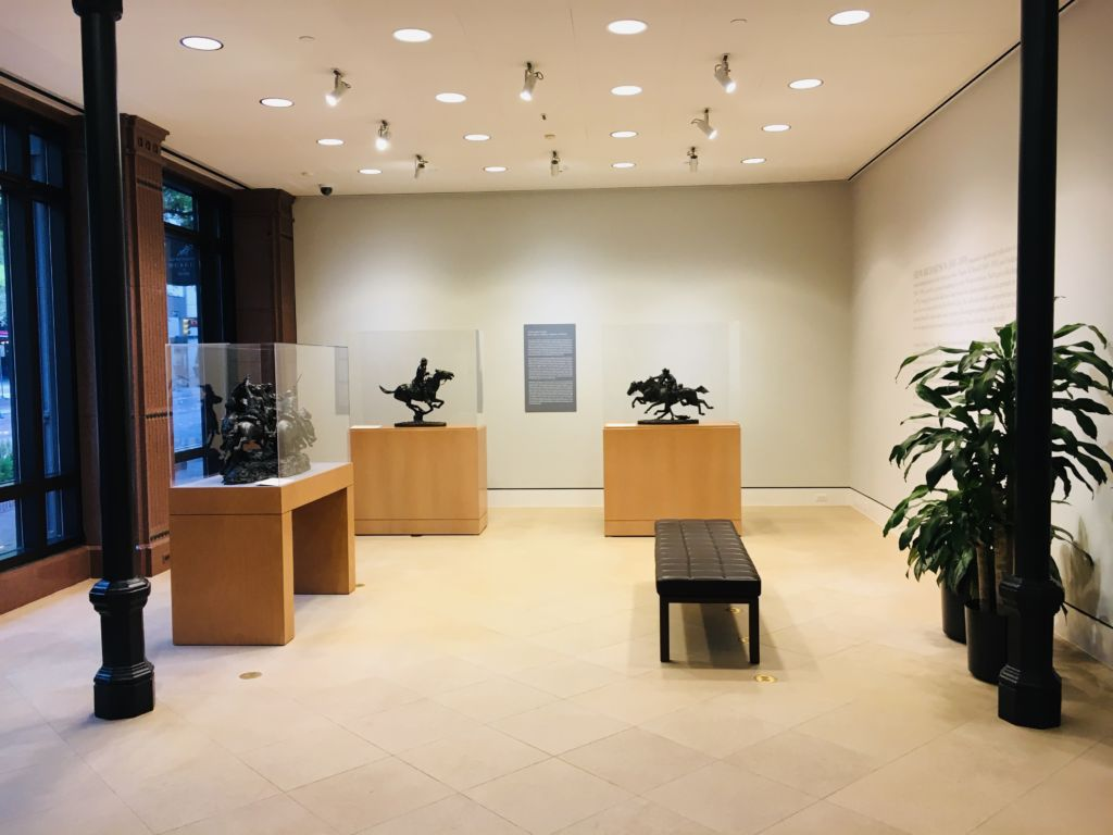 Museum Front Gallery, 2020